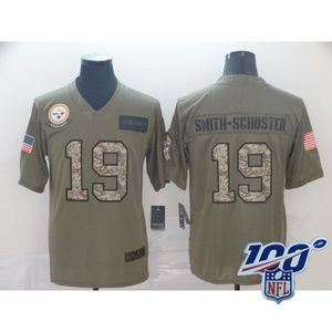 Other - Pittsburgh Steelers JuJu Smith-Schuster Jersey (13
